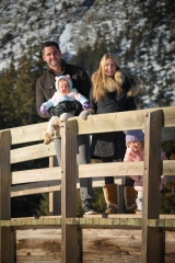 Family Photography Shoot - Banff, Canmore, Canadian Rockies